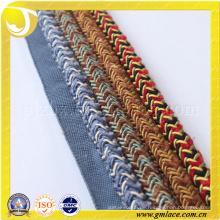 Baumwolle Dekoratives Seil für Kissen Dekor Sofa Dekor Wohnzimmer Bett Zimmer