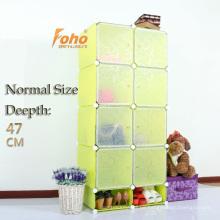Einfache DIY Kleiderschrank mit Paneelen Größe 45X35cm (FH-AL023822-8)