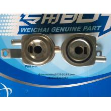Масляный радиатор Weichai Deutz 226b 13024128 с высоким качеством