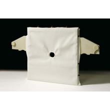 Tissu de filtre à cadre avec matériau PP