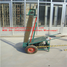 Electric Powered Wood Slasher Machine for Hard Wood Cutting