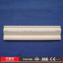 Decorativo Materiais de construção WPC wainscoting frame
