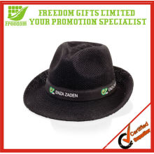 Chapeau de Panama de paille promotionnel le plus populaire de qualité