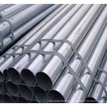 Tubo de acero galvanizado en caliente (YB-tube7)