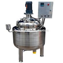 liquid detergent industrial mixing tank
