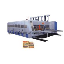 Máquina automática de corte e corte de moldagem de impressão de cartão (GYMK-900 * 2000)