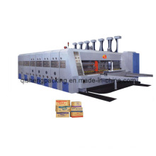Автоматическая машина для вырезания картона и штамповки (GYMK-900 * 2000)