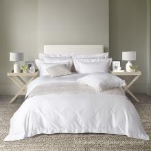 2017 New Designed sateen hotel living 5 star luxury home bedding/long staple cotton bedding set