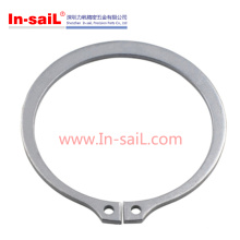 DIN471 Sicherungsringe und Sicherungsringe für Wellen Schwarzoxid