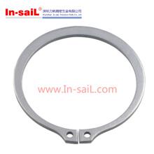 DIN471 Anéis de segurança e anéis de retenção para eixos Óxido preto