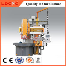 Chinese Single Column Manual Universal Vertical Lathe Machine for Sale