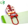 Anpassa Animal Shape Silicone Bookmark