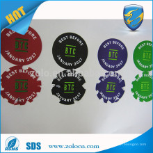 Indoor&Outdoor Strong adhesive label custom
