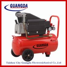 Воздушный компрессор с прямым приводом, 30 л, 8 галлонов, 8 бар, 2800 об / мин