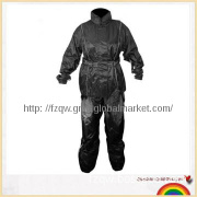 polyester or nylon motorcycle racing coverall