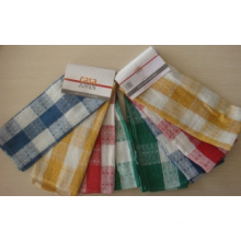 Cotton Waffle Woven Kitchen Towels