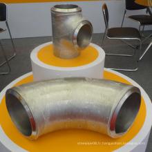 Tubes et coudes en acier inoxydable (AISI 316)