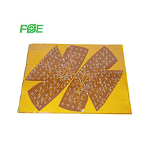 Customized Flex Small Printed PCB Printings, FPC 94V0 Rohs PCB Board Manufacturer