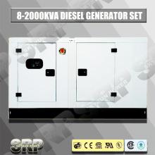 Générateur diesel insonorisant 84kVA 50Hz Alimenté par Cummins (DC84KSE)
