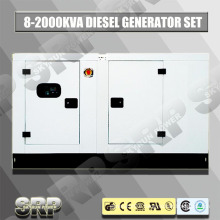 84kVA 50Hz Soundproof Diesel Generator Powered by Cummins (DC84KSE)