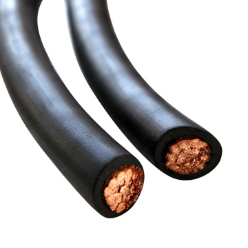 35mm2 Copper conductor welding rubber cable