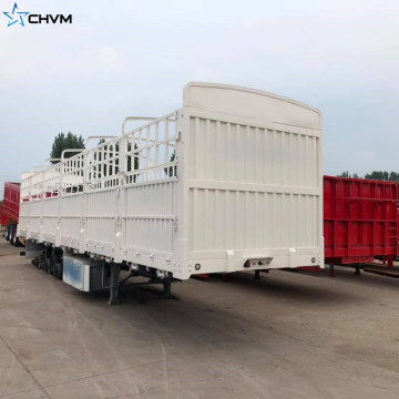 Air Tank Grid Posit Side Wall Semi Trailer