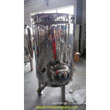 Нержавеющая сталь 500L изолирует тушку с ложным дном