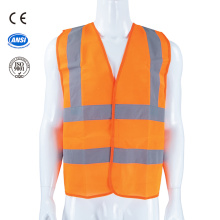 high visibility road traffic reflective safety warning vests