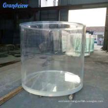 wholesale price  large acrylic aquarium 50 mm pool renovations thick acrylic panel