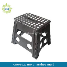 Tabouret pliable facile PP Stock