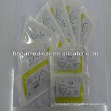 Fabricant de sutures de catgut en Chine