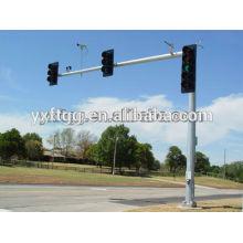 HDG Traffic sinais de aço pós acessórios