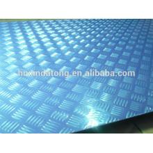 Aluminium-geprägte Platte für den Bus