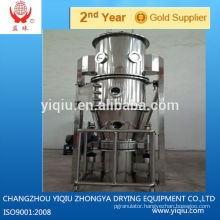 Sugar granulating machine
