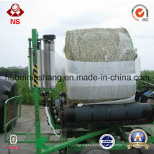 LLDPE Material and Stretch Film Type Silage Film