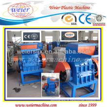 Alta qualidade reciclado totalmente automático PE / PVC máquina de esmagamento
