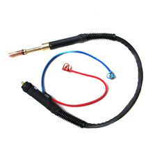 Ergonomic handle OEM 501D water cooling soldering torch Mig Mag welidng gun