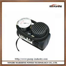 Micro 12V portátil carro pneu inflável bomba de ar