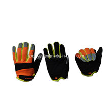 Work Glove-Industrial Glove-Safety Glove-Weight Lifting Glove-Safety Gloves-Mechanic Glove