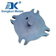 Alloy Steel Casting Cap by Precision