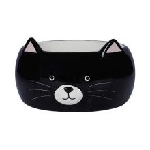 Anpassbare umweltfreundliche Keramik-Haustiernapf Haustier-Wassernapf