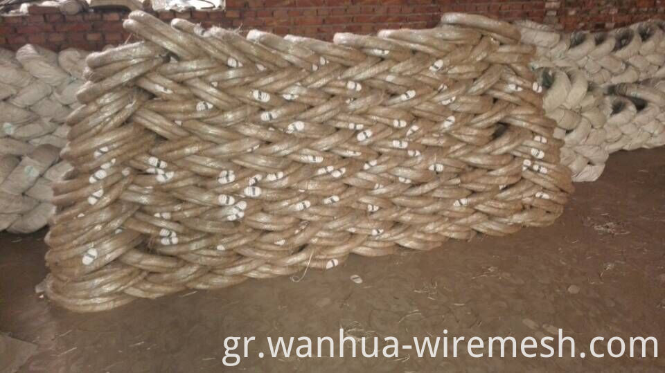 1.6mm BWG16 Galvanized Binding Wire (1)