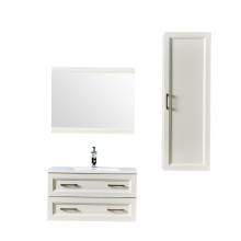 Acrylic solid surface embedded washbasin for bathroom