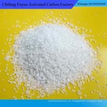 alumina fundida branca refractária