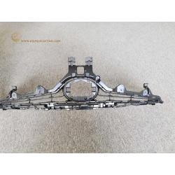 Injection mould for automobile bumper