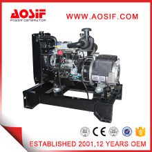 20kVA Industrial Green White Blue Yellow Power Generator