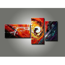 Decorative Canva Abstract Oil Painting
