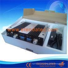 Высокое количество 75db WCDMA 2100 Dcs1800 Мобильный сигнальный повторитель
