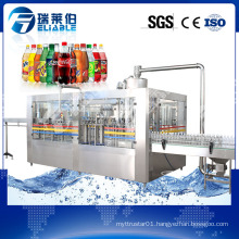 Complete Carbonated Beverage Plant for Beverage Production Line