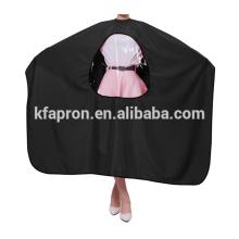 nylon adult size hairdresser apron
